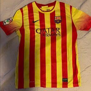Fcb barcelona messi jersey